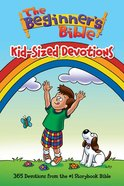 Kid-Sized Devotions (Beginners Bible Series)