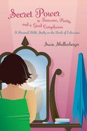 To Treasures, Purity and a Good Complexion (Secret Power Series)