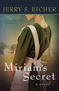 Miriams Secret (#01 in Land Of Promise Series)