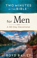 For Men (Two Minutes In The Bible Series)