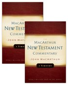 1 & 2 Timothy (Macarthur New Testament Commentary Series)