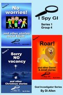 I Spy Gi Series 1 Group 4 (I Spy God Investigator Series)