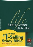 NLT Life Application Study Bible (2005)