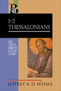 1-2 Thessalonians (Baker Exegetical Commentary On The New Testament Series)