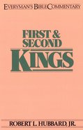 1 & 2 Kings (Everymans Bible Commentary Series)