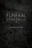 Funeral Sourcebook