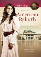 American Rebirth (4 in 1) (Sisters In Time Series)