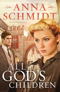 All Gods Children (#01 in Peacemakers Series)