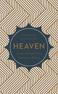 Heaven (Our Daily Bread Devotional Series)