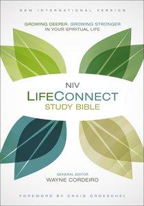 NIV Lifeconnect Study Bible