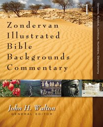 Leviticus & Numbers (Zondervan Illustrated Bible Backgrounds Commentary Series)