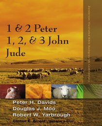 1 & 2 Peter, 1, 2, & 3 John & Jude (Zondervan Illustrated Bible Backgrounds Commentary Series)