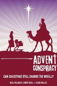 Advent Conspiracy
