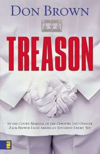 Treason (#01 in Navy Justice Fiction Series)