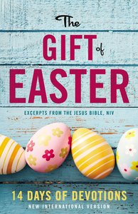 The Gift of Easter:14 Days of Devotions