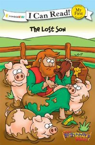 The Lost Son (My First I Can Read/beginners Bible Series)