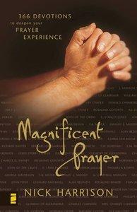 Magnificent Prayer