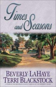 Times and Seasons (#03 in Cedar Circle Seasons Series)