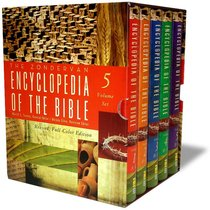 Zondervan Encyclopedia of the Bible, the #05 (#05 in Zondervan Encyclopedia Of The Bible Series)