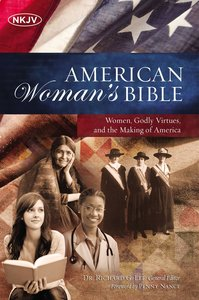 NKJV American Womans Bible (Signature Series)