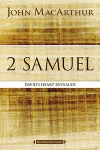 2 Samuel (Macarthur Bible Study Series)