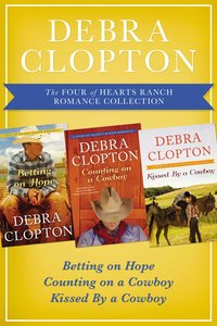 The Four of Hearts Ranch Romance Collection (#01 in Four Of Hearts Ranch Romance Series)