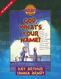 God, Whats Your Name? (Discover For Yourself Bible Studies Series)