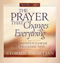 Prayer Cards: The Prayer That Changes Everything