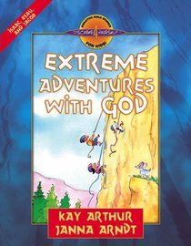 Extreme Adventures With God (Isaac, Esau, and Jacob) (Discover For Yourself Bible Studies Series)