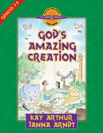 Gods Amazing Creation (Genesis 1-2) (Discover For Yourself Bible Studies Series)