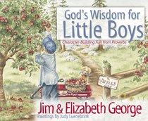 Gods Wisdom For Little Boys