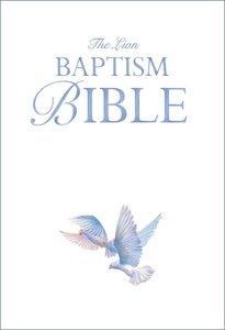 The Lion Baptism Bible