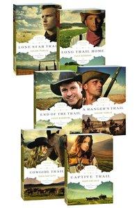 The Texas Trails Series (1-6) (Texas Trials Series)