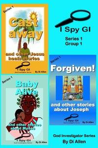 I Spy Gi Series 1 Group 1 (I Spy God Investigator Series)