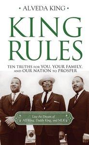 King Rules (Unabridged, 4 Cds)