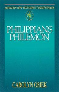 Philippians & Philemon (Abingdon New Testament Commentaries Series)