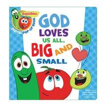 God Loves Us All, Big and Small, a Digital Pop-Up Book (Veggie Tales (Veggietales) Series)