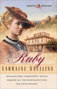 Ruby (#01 in Dakotah Treasures Series)