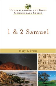 1 and 2 Samuel (Understanding The Bible Commentary Series)