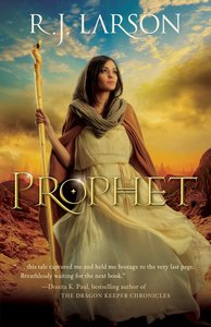 Prophet (Unabridged, 8 CDS) (#01 in Books Of The Infinite Audio Series)
