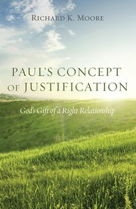 Pauls Concept of Justification
