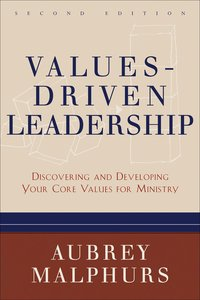 Values-Driven Leadership (2nd Edition)