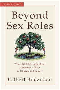 Beyond Sex Roles (3rd Ed)