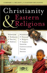 Christianity & Eastern Religions (Rose Guide Series)