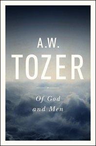 Of God and Men (Unabridged, 3 Cds)