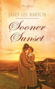 Sooner Sunset (Heartsong Series)