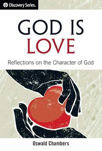 God is Love (The Discovery Series)