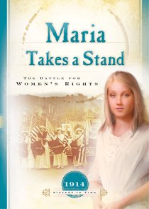 Maria Takes a Stand (Sisters In Time Series)