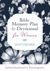 Bible Memory Plan and Devotional For Women