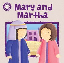 Mary and Martha (Candle Little Lamb Series)